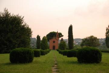 Pomelasca, Chiesetta Rossa © Paolo Fugazzi