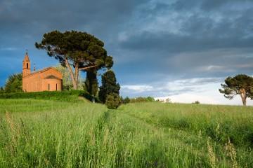 Pomelasca, Chiesetta Rossa © Luca Casartelli